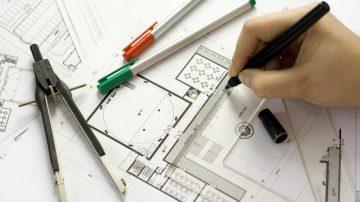 ارائه طرح معماری